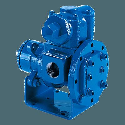 ปั๊มน้ำแบบ โรตารี่ Rotary Gear Pump ยี่ห้อ Gorman-rupp รุ่น GHC/GHS/GHA